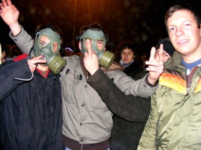 Spontani prosvjed protiv Rockwoola, dan drugi: dim je sukljao punom parom