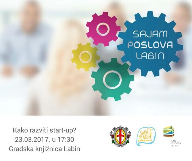 LAG Istočna Istra: Poziv na radionicu radionicu Uspješne priče `Kako razviti start-up?`