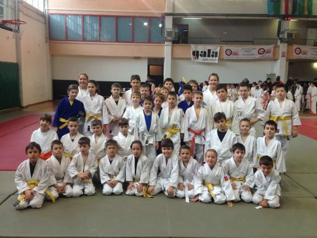 JK Ippon Labin u ukupnom poretku 3. na međužupanijskom turniru u Puli