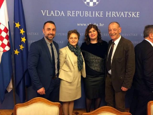 Potpisan ugovor o dodjeli bespovratnih sredstava za obnovu Kaštela Kršan