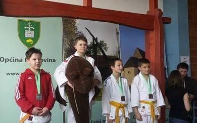 Zapažen uspjeh labinskih judaša na Memorijalnom turniru Damir Milatović u Pisarovini