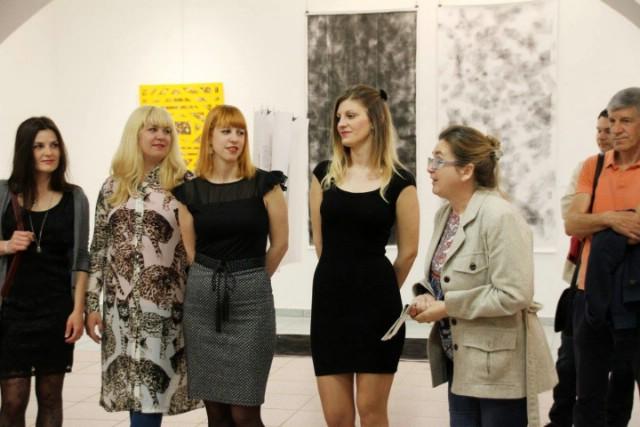 Na izložbi Že(d)ne u atelijeru izlažu i tri umjetnice s Labinštine