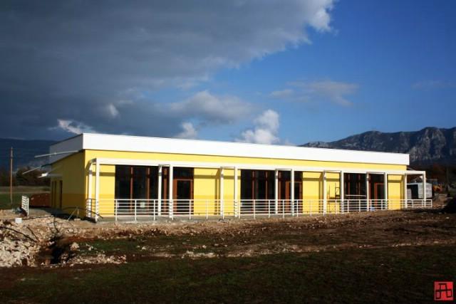 Idućeg tjedna uporabna dozvola za novi dječji vrtić u Kršanu