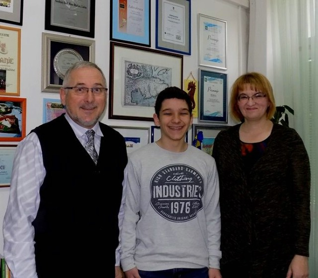 Labinska Srednja škola ima državnog prvaka iz matematike – Karla Frankolu!