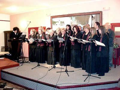 Motovunjani pjevali Rašanima