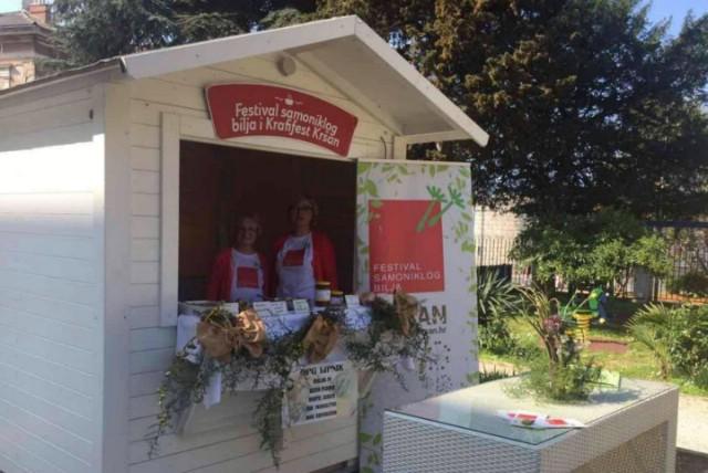 """Kršanske manifestacije Festival samoniklog bilja i Krafifest na 24. izložbi hrane i pića """"Histria"""" u Puli"""