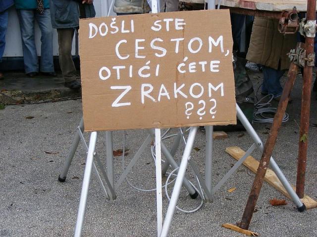 Mještane Pićna i Kršana naljutio Polančec: Nećemo dopustiti da nam političari kroje sudbinu