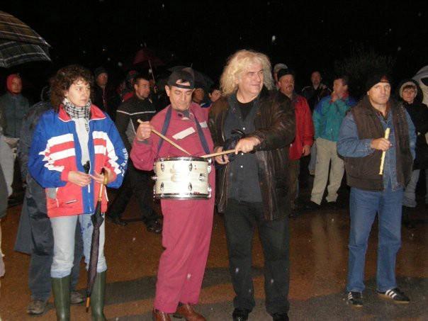 Rockwool ne radi, prosvjednici ''na čekanju''