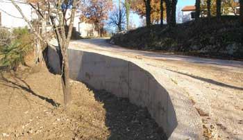 Saniran zid u Presici