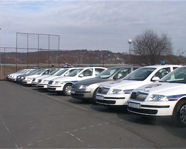Istarska policija obnovila vozni park