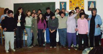 Vijećnici gradskog vijeća mladih posjetili Centar Liče Faraguna (Audio)