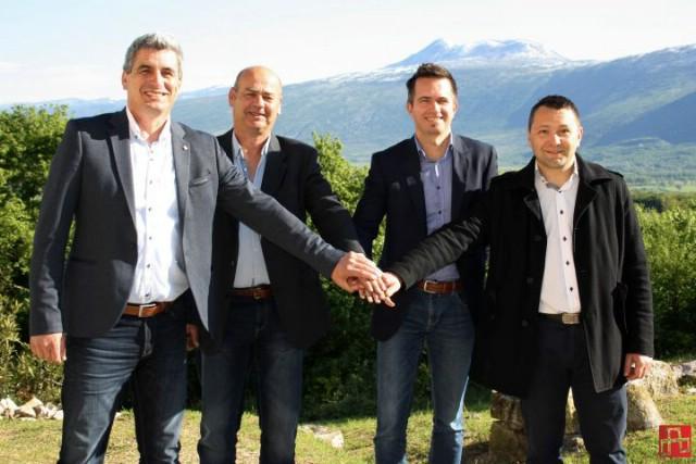 Koalicija IDS-SDP za izbore u Općini Kršan