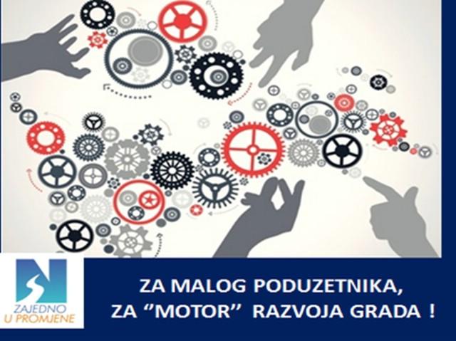 Nezavisni zajedno - program: Gospodarstvo