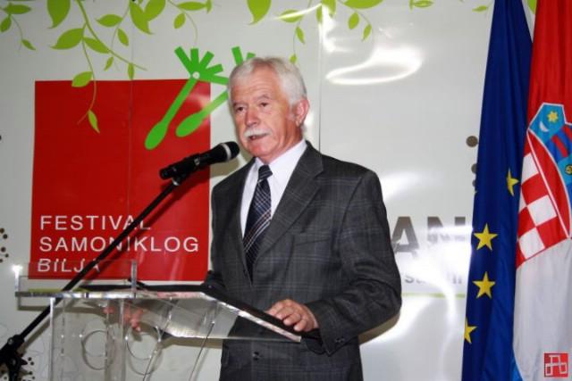 Milan Antolović o pogonu za proizvodnju, otkup i preradu ljekovitog, aromatičnog i začinskog bilja u Kršanu