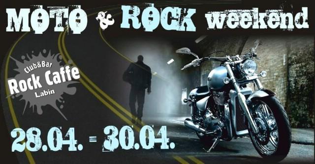 Moto & rock vikend u centru Labina / Obavijest stanarima