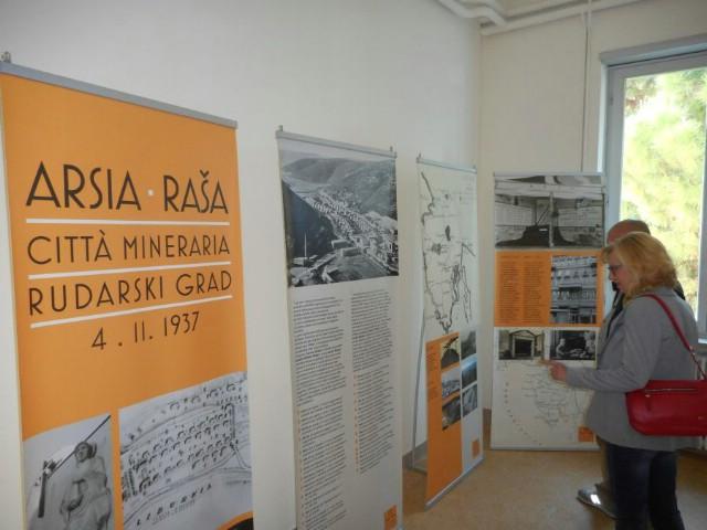 Izložba o Raši predstavljena u Forliju, sjedištu ATRIUM-a