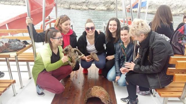 Završne aktivnosti istraživačkog projekta `Nalazišta amfora na istočnoj obali Istre`