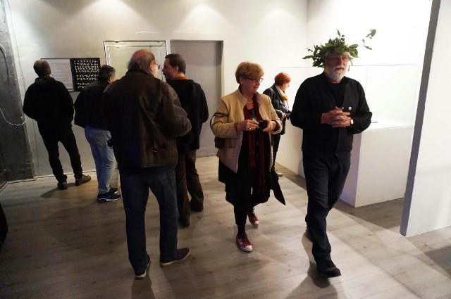 Otvorena izložba Vladimira Gudca u KUC Lamparna
