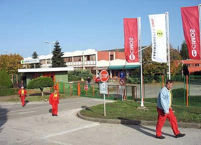 Talijanski investitor uplatio 100.000 eura za Cimos