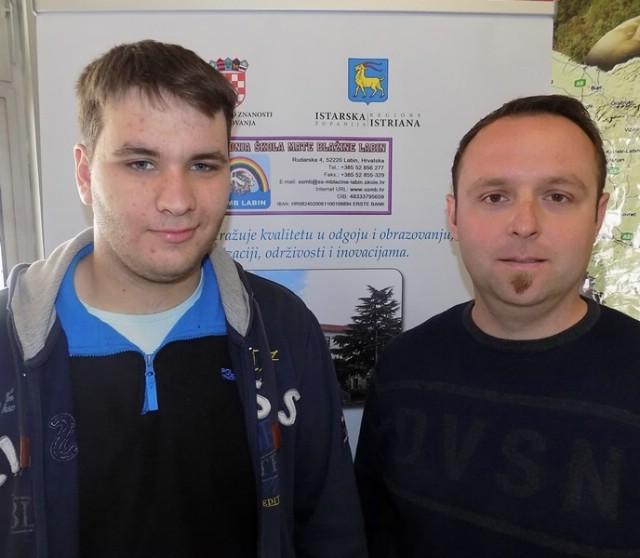 Elektromehaničar Edi Buršić osvojio 6. mjesto na državnom natjecanju