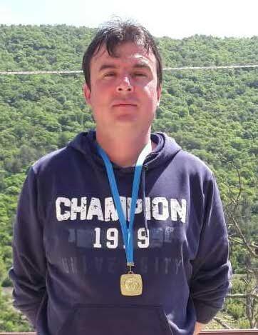 Moreno Tenčić najbolji ntjecatelj SRD Galeb-a iz Raše u sportskom ribolovu s brodice