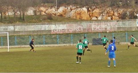Pazinka nogometaše Rudara uvelike udaljila od naslova