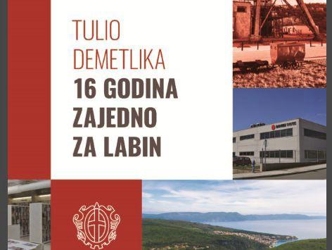 Izrađena brošura o projektima realiziranim u razdoblju od 2000. do 2017. godine