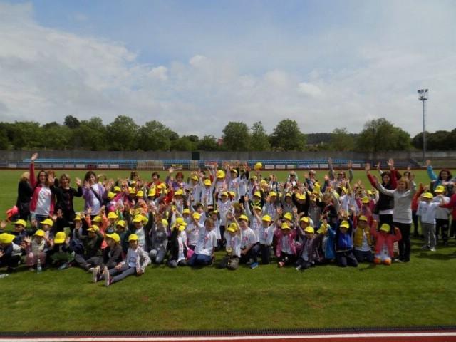 Održan 16. Olimpijski festival dječjih vrtića Labinštine - Rezultati