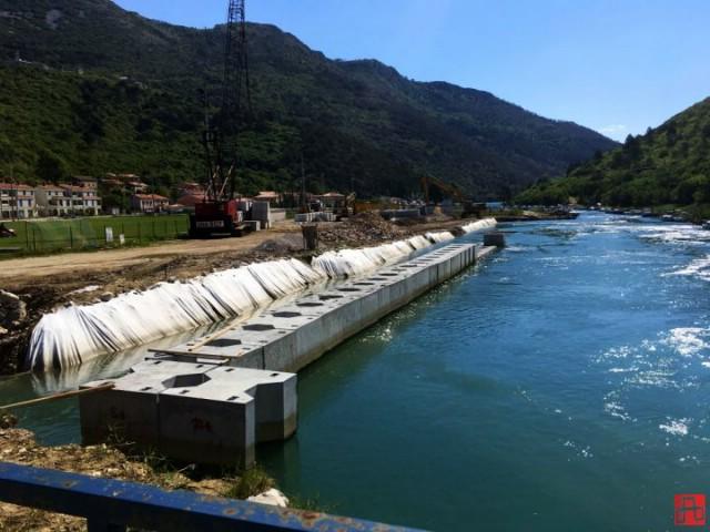 Uskoro počinje 2. faza izgradnje obale za privez čamaca u Plomin Luci