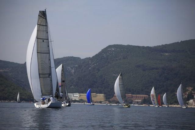 12. regata Valamar Labinska republika