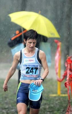 Barbara Belušić pobjedica 2.kola Istarske zimske lige u trčanju