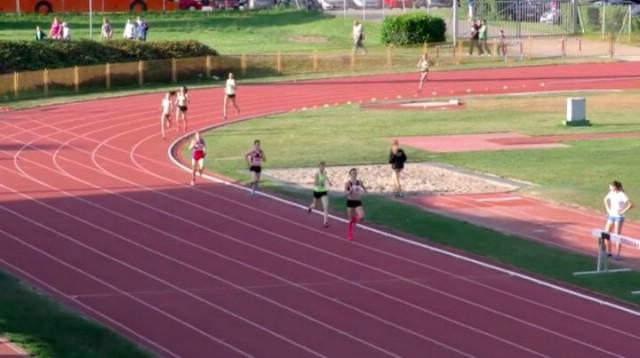 [VIDEO] Ivana Knapić izborila nastup u juniorskoj atletskoj reprezentaciji Hrvatske