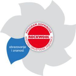 Rockwool: sutra svečana dodjela stipendija učenicima i studentima