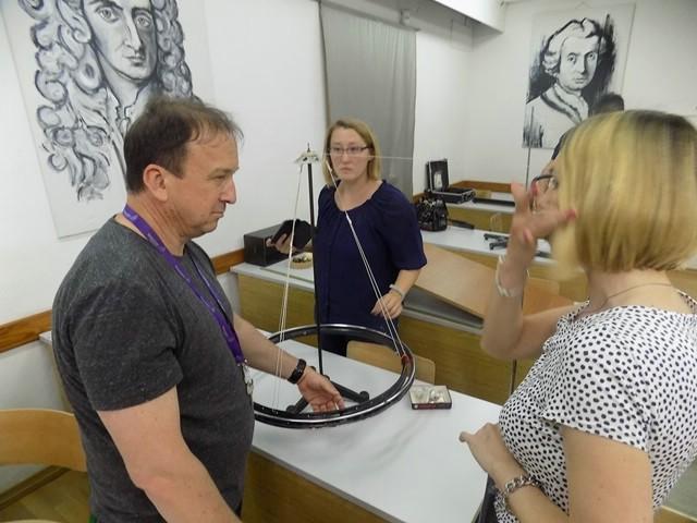 U labinskoj Srednjoj školi održano Županijsko stručno vijeće nastavnika fizike