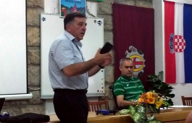 NK Rudar: Zalihić ostaje u klubu, vršiti će dužnost predsjednika dok sedmeročlana Komisija ne pronađe zamjenu