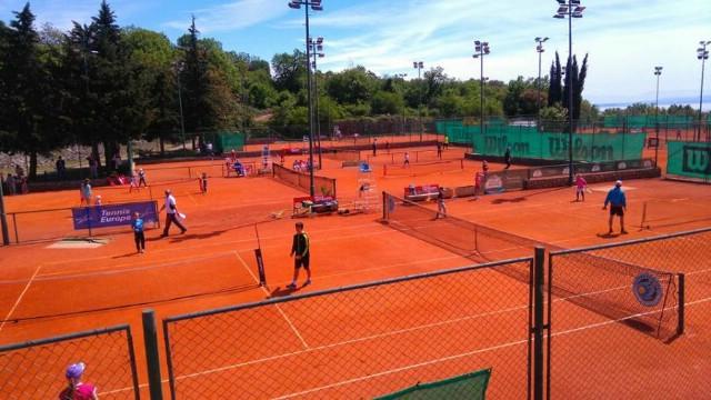 Započele prijave za tenis školu TK Rabac