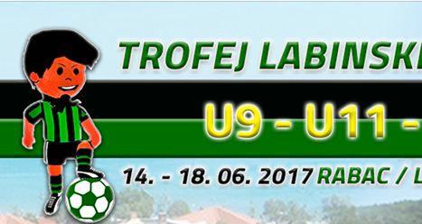 Trofej Labinskih rudara od 14. do 18. 6. 2017. - na turniru čak 18 klubova