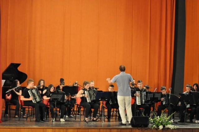 Završni koncert Umjetničke škole Matka Brajše Rašana