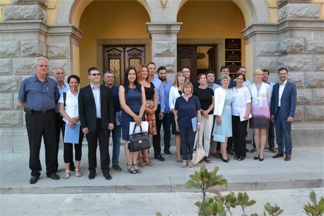 Konstituirano Gradsko vijeće Grada Labina a za predsjednicu izabrana Eni Modrušan