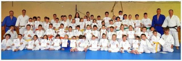 Judaši judo kluba METO Labin odradili polaganje za učenički KYU pojas
