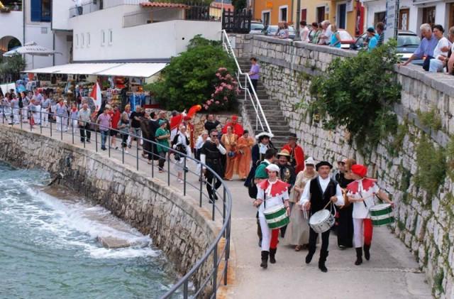 U subotu Ljetni karneval u Rapcu