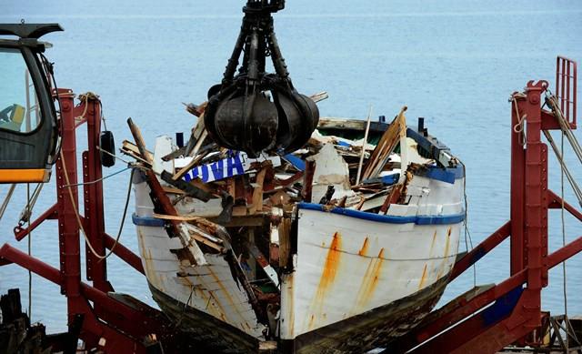 Brod `Sabljaš` star 70 godina iz Labina odlazi u `Scraping`