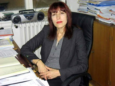 Eni Modrušan koordinatorica projekta Labin zdravi grad: menadžerica u socijali