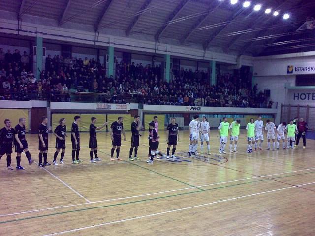 LIVE I HMNL - LABIN: MNK Potpićan 98 - MNK Nacional 3:4 - pobjeda gostiju u posljednjoj sekundi