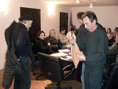 Sjednica pićanskog vijeća: Proračun uz ostavke i odlaske