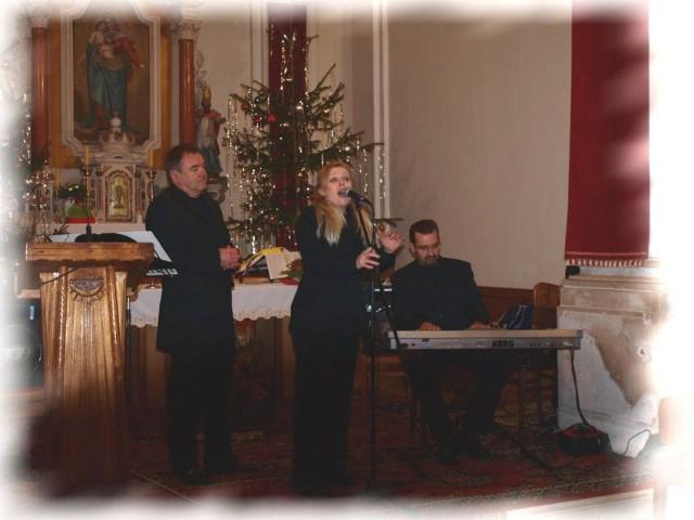 Kršan: Vivien Galletta i Voljen Grbac nastupili na božićnom koncertu u crkvi Sv. Antuna