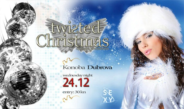 Twisted Christmas u Konobi Dubrova!