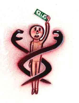 2009.godina donosi...: zdravlje kao luksuz