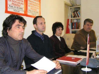 U Holcimu i štrajkom do zaštite interesa radnika!