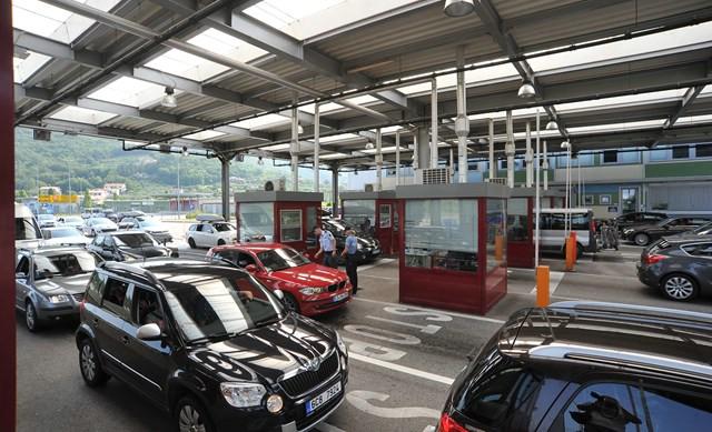 Kontrolirat će se samo putnici koji idu iz Hrvatske u Sloveniju